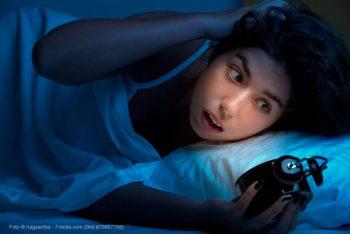 Nachts aufgeschreckt Foto © ruigsantos - Fotolia.com