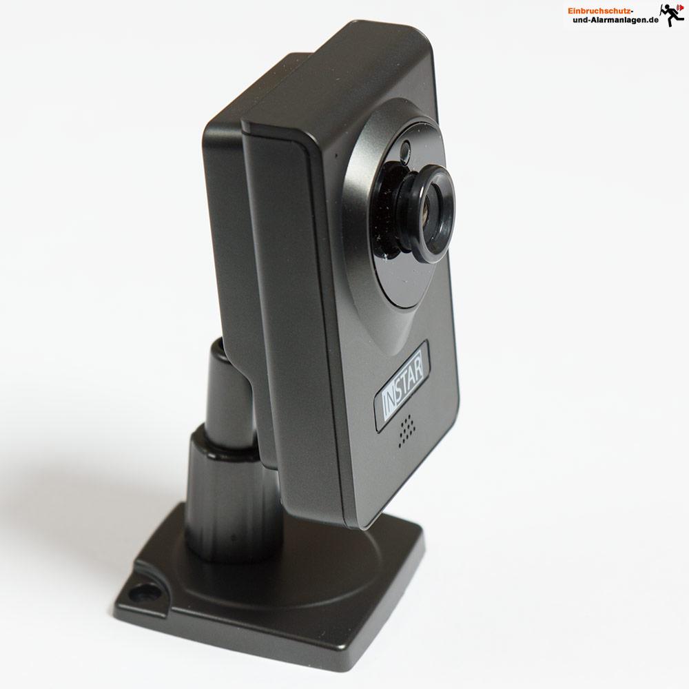 video berwachung wlan kamera instar in 6001 hd im test. Black Bedroom Furniture Sets. Home Design Ideas
