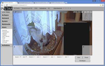 Instar IN-6001 HD im Test
