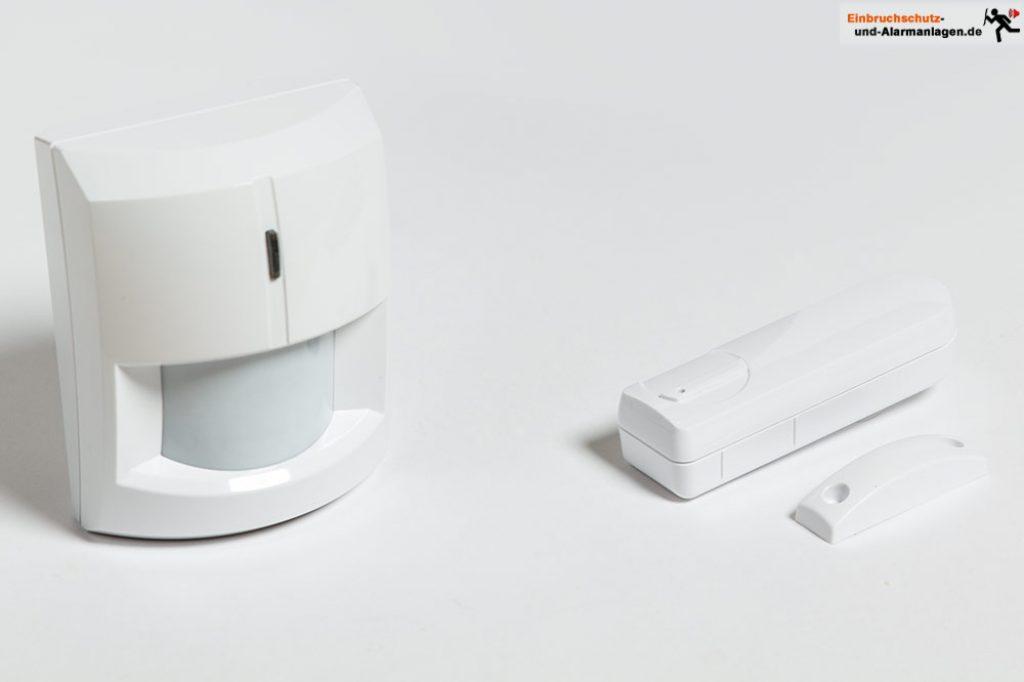 Test Blaupunkt Smart Home Alarm Q3000 Starter Kit