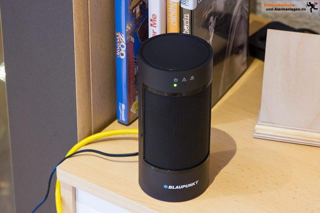 Alarmanlagen Test Blaupunkt Smart Home Alarm Q3000 Starter Kit