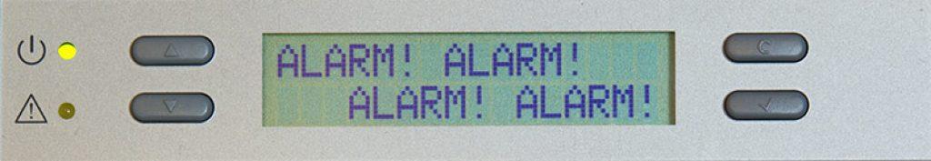 sa2700 Alarmmeldung