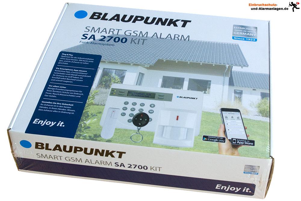 test der blaupunkt sa 2700 smart gsm in der praxis. Black Bedroom Furniture Sets. Home Design Ideas