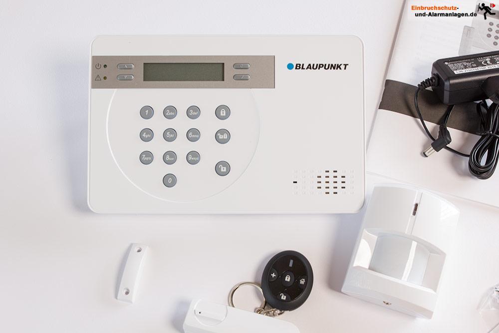Alarmanlage Blaupunkt SA 2700 Smart GSM