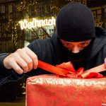 Einbruchschutz an festtagen wie Weihnachten