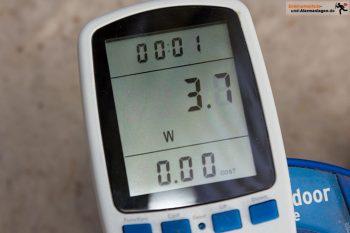 Stromverbrauch Instar IN-5907 HD