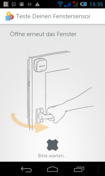 Gigaset-Smartphone-Sensor-Kalibrieren
