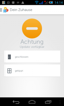 Gigaset-Smartphone-Update-verfuegbar