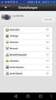 ALP500-app-einstellungen