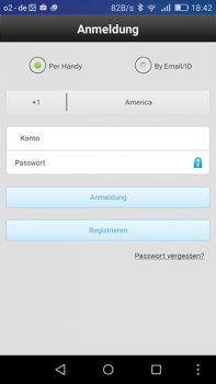 IP-Tuersprechanlage-app-anmeldung-registrierung