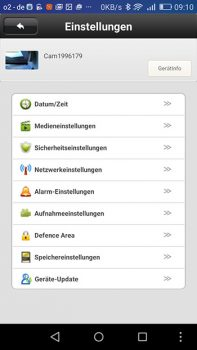IP-Tuersprechanlage-app-einstellungen