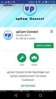 upcam-connect-app-playstore