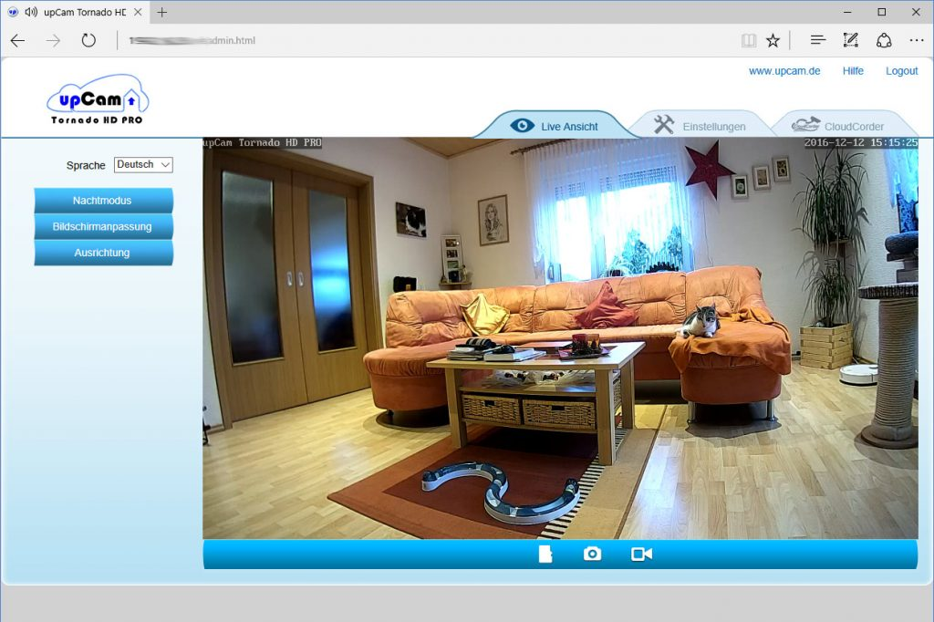 upcam-test-screen-edge-livebild-licht