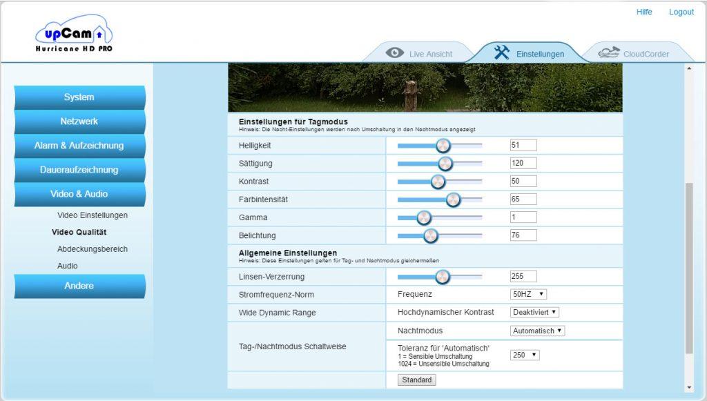 webinterface10-upCam-Hurricane-HD-Pro-Test-video-qualitaet