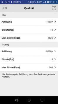 App-Reolink-Argus-Test-Bildquakitaet-Einstellung