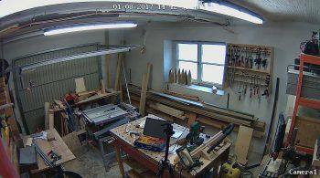 Reolink-Argus-Aufnahme-Werkstatt