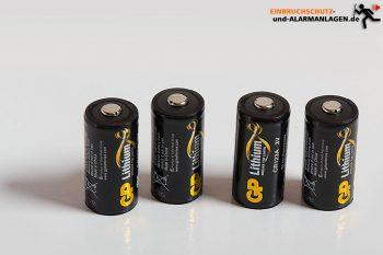 Reolink-Argus-Test-Batterien