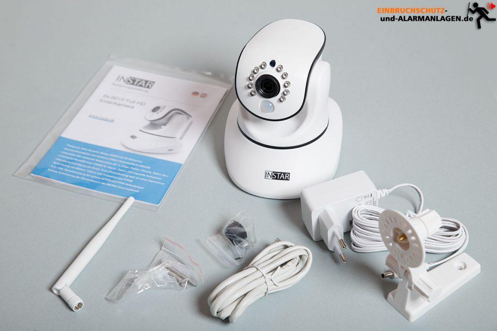 Instar-in-8015-Full-HD-Test-Lieferumfang