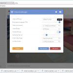 Instar-in-8015-Full-HD-Test-webinterface-video-einstellung