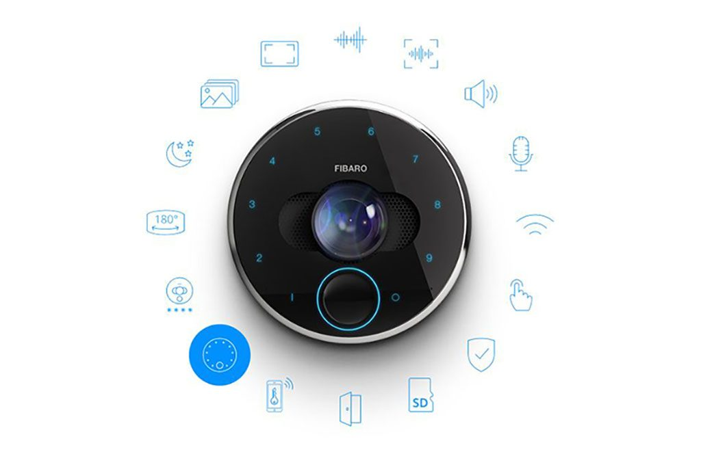 fibaro-intercom-tursprechanlage