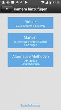 App-HiKam-A7-Test-Ueberwachungskamera-Kamera-anfuegen-methode