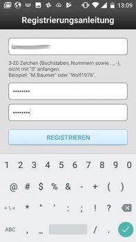 App-HiKam-A7-Test-Ueberwachungskamera-Registrierung