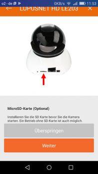 App--Lupusnet-LE203-Test-Ueberwachungskamera-Installationsvorgang.