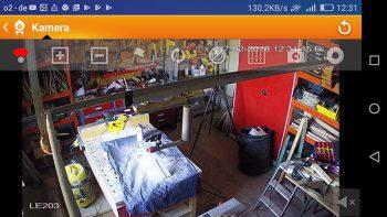 App--Lupusnet-LE203-Test-Ueberwachungskamera-Schwenken