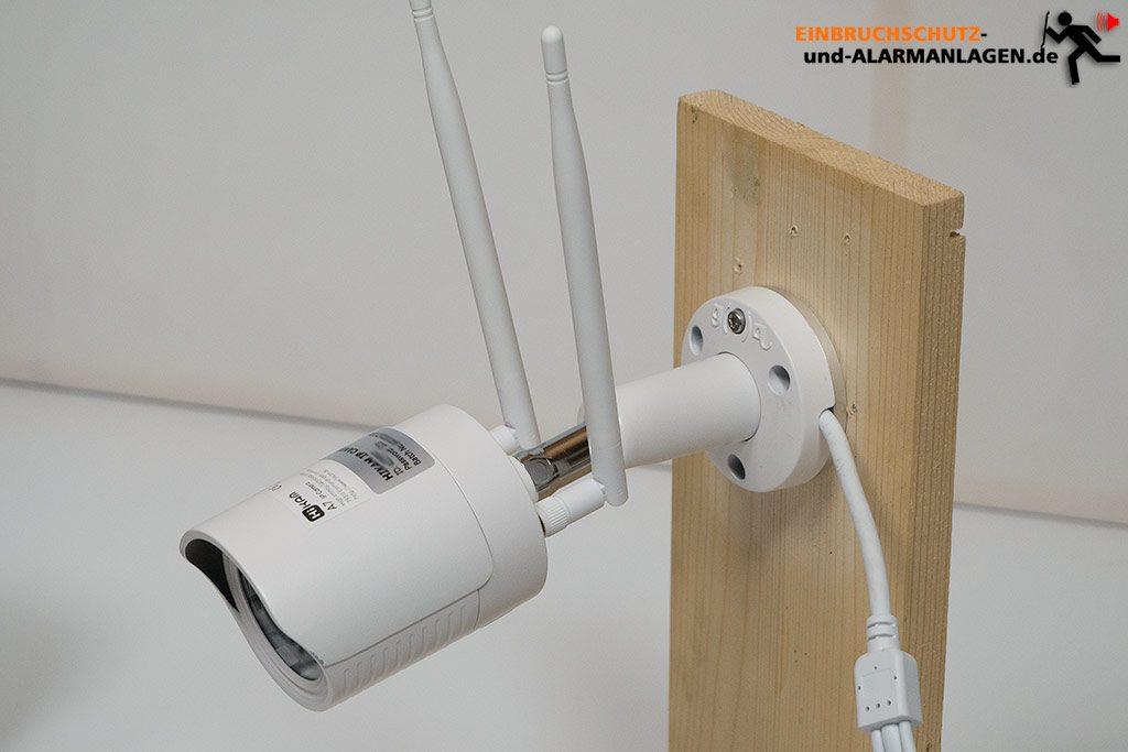 HiKam-A7-Test-Ueberwachungskamera-Test-halterung