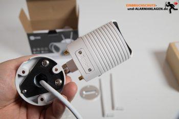 HiKam-A7-Test-Ueberwachungskamera-Untersete-sd-slot