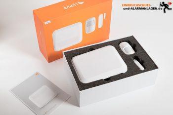 Lupus-Lupusec-XT1-Plus-Alarmanlage-Test-Verpackung
