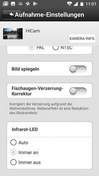 Smartphone-Screenshot-Aufnahme-Einstellung-HiKam-A7