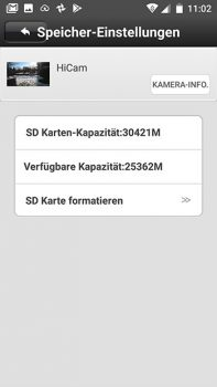 Smartphone-Screenshot-Speicher-HiKam-A7