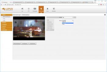 Webinterface-Lupusnet-LE203-Test-Ueberwachungskamera-Bildeinstellungen6