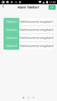 Safe2Home-SP110-Screenshot-Alarm-Telefonnummern