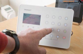 Safe2Home-SP110-Test-Wohnraum-Staender