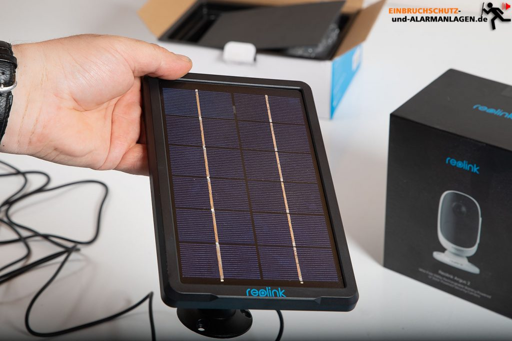 Reolink Argus 2 Solarpanel