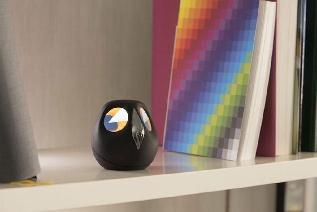 Überwachungseule Ulo Foto Hersteller mu-design