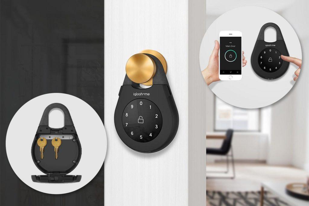 Keybox2-Smarthome-Schluesselkasten