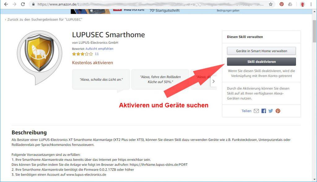 Lupusec-Alarmanlage-Skills-aktivieren