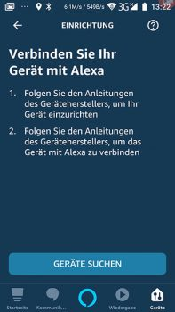 Alexa-App-Screenshot-Geraet-hinzufuegen-suchen-4