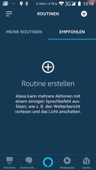 Alexa-App-Screenshot-Routinen-erstellen