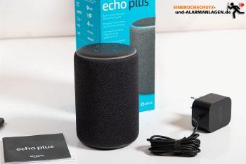 Alexa-Smarthome-Echo-Test-Echo-Plus-ausgepackt