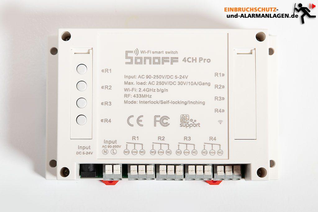 Sonoff-4CH-Pro-vierfach-Zigbee-Schalter-Relais-Wechselkontakte-2