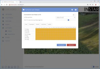 Instar-IN-9020-Full-HD-Test-Webinterface-23-Daueraufnahme