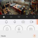 App-EZVIZ-Ueberwachungskamera-CTQ3W-Hauptscreen