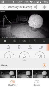 App-EZVIZ-Ueberwachungskamera-CTQ3W-Hauptscreen-nacht
