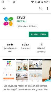 App-EZVIZ-Ueberwachungskamera-CTQ3W-Inbetriebnahme-1-Playstore