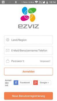 App-EZVIZ-Ueberwachungskamera-CTQ3W-Inbetriebnahme-3-Anmeldung