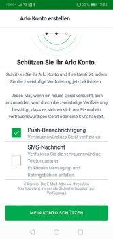 App-Arlo-Ultra-Test-Konto-schuetzen-5